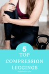 Cover image for 5 top compression leggings