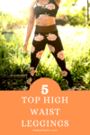 Cover image for 5 top high waist leggings
