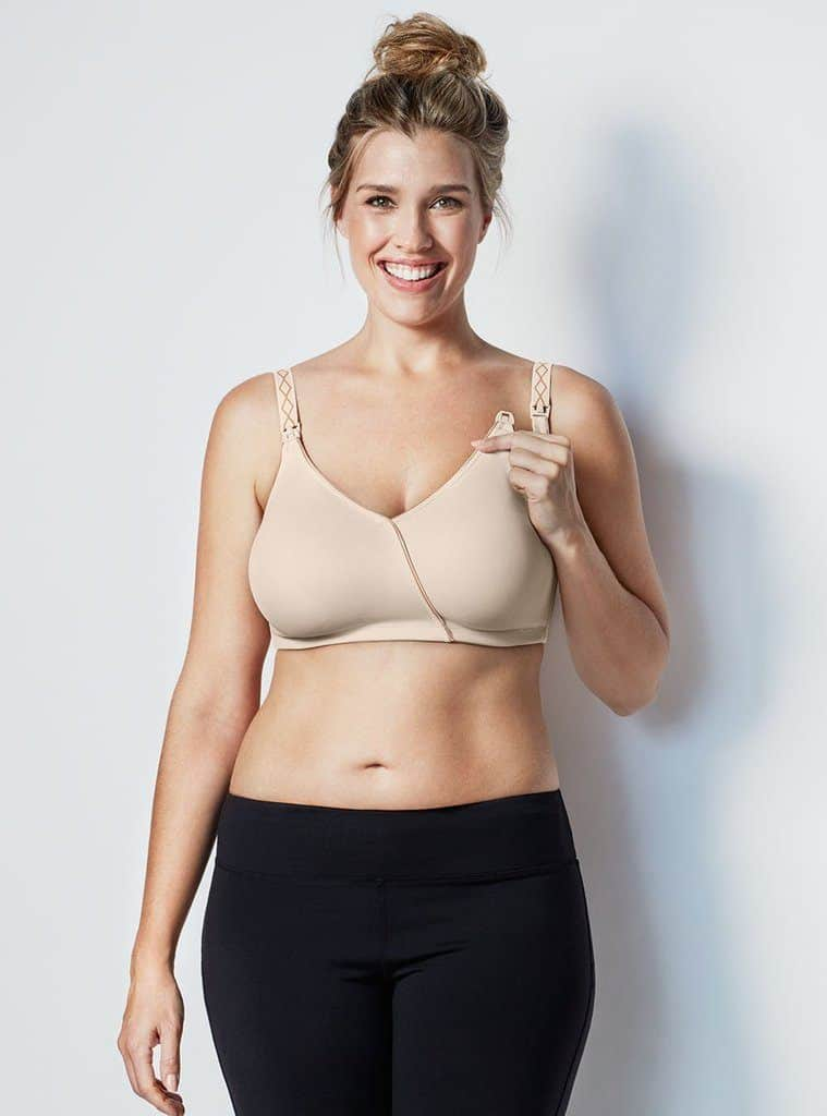 066f8f6bdbb5c Best Nursing Bras for Large Breasts  2019 Reviews  TheBetterFit