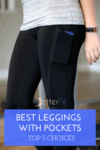 Cover image for the best leggings with pockets