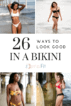 Cover image for 26 ways to look good in a bikini