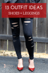 Cover image for 13 outfit ideas shoes and leggings