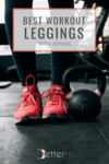 Cover image for the best workout leggings