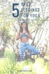 Cover image for 5 best leggings for yoga for the money