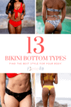 Cover image for 13 bikini bottom types
