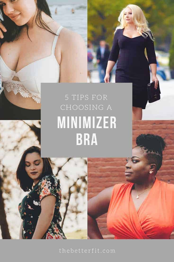 Cover image for 5 tips for choosing a minimizer bra