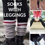 Cover image for 5 ways to wear socks with leggings