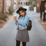 Cover image for should you wear leggings with a skirt?