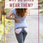 Cover image for why do girls wear leggings